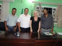 Eleição da Nova Mesa Diretora exercício 2014