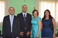 EMPOSSADA A NOVA MESA DIRETORA DA CÂMARA MUNICIPAL DE CABECEIRA GRANDE