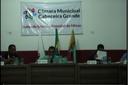 31ª Reunião Ordinária da Câmara Municipal de Cabeceira Grande (MG) -15/10/2018