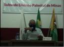 19ª Reunião Ordinária da Câmara Municipal de Cabeceira Grande (MG) - 22/06/2020.