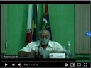 20ª Reunião Ordinária da Câmara Municipal de Cabeceira Grande (MG) - 29/06/2020.