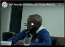 36ª Reunião Ordinária da Câmara Municipal de Cabeceira Grande (MG) - 23/11/2020.